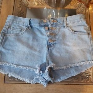 Bullhead Denim Short
